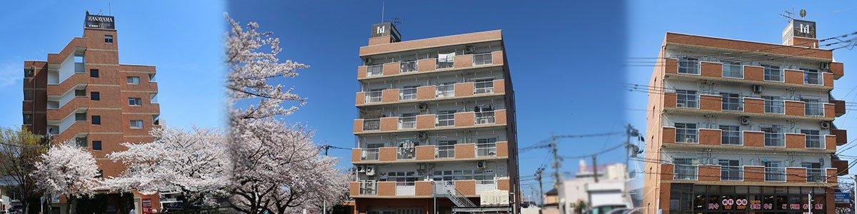 高齢者向け賃貸住宅 華山第一ビル